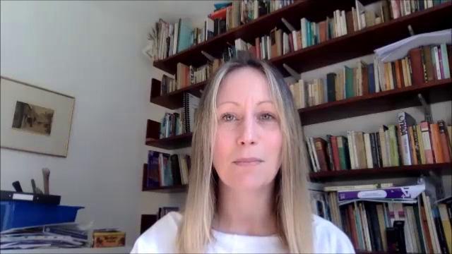 Susie Harris Interview